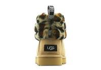Ugg Vysoké Topánky, Čižmy Fluff Mini Quilted Leopard 4