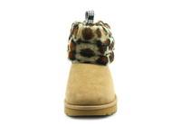 Ugg Vysoké Topánky, Čižmy Fluff Mini Quilted Leopard 6