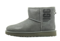 Ugg Čizme Mini Rubber Logo 3