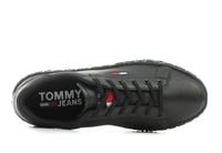 Tommy Hilfiger Nízké Boty Jaz 1a 2