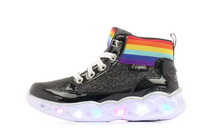 Skechers Pantofi Heart Lights - Rainbow Diva 3