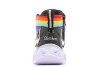 Skechers Pantofi Heart Lights - Rainbow Diva 4