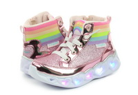 Skechers-Pantofi-Heart Lights - Rainbow Diva
