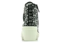 DKNY Cipő Pandie - Lug Bootie 4