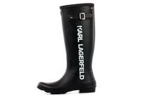 Karl Lagerfeld Cizme Kalosh Karl Band Boot 3