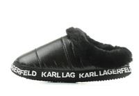 Karl Lagerfeld Papucs Arktik Puff Slipper 3