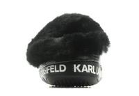 Karl Lagerfeld Papucs Arktik Puff Slipper 4