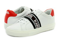 Karl Lagerfeld Pantofi Kupsole Karl Band Ii Lace