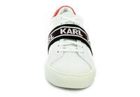 Karl Lagerfeld Pantofi Kupsole Karl Band Ii Lace 6