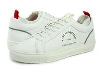 Kupsole Maison Karl Lace Shoe
