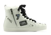 Karl Lagerfeld Cipő Skool Jewel Badge Hi 5