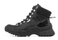 Karl Lagerfeld Čevlji Quest Cross Lace Mid 3