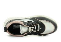 Karl Lagerfeld Cipő Aventur Lux Lthr Lace Shoe 2