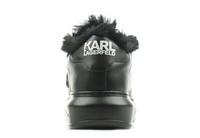 Karl Lagerfeld Cipő Kapri Karl Ikonic Fur Lace 4