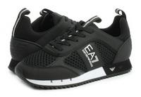 Emporio Armani Patike Black & White laces U