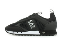 Emporio Armani Patike Black & White laces U 3