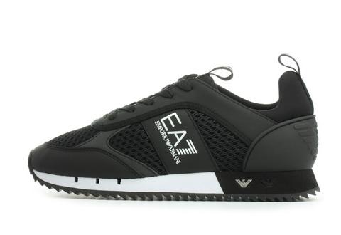 Ea7 Emporio Armani Čevlji Black&white Sneaker