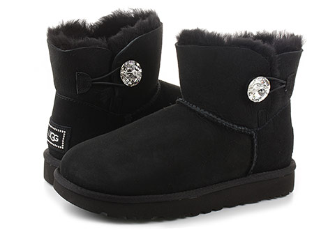 Ugg Čizme Mini Bailey Button Bling