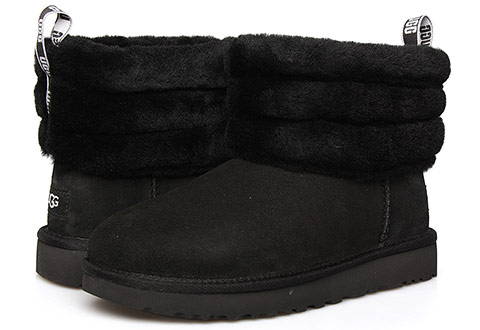 Ugg Čizme Fluff Mini Quilted