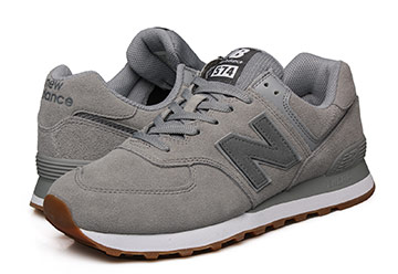 get cheap 64e21 d160d New Balance Casual Siva Patike - New Balance 574 - Office Shoes Srbija