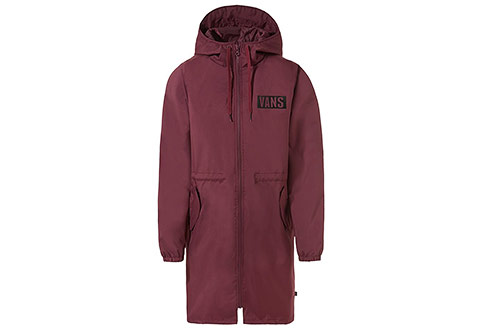Vans Jakna Kastle Long Parka