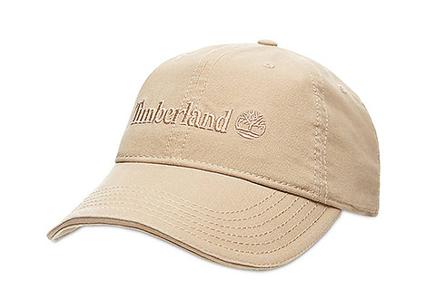Timberland Kačket Cotton Canvas Hat