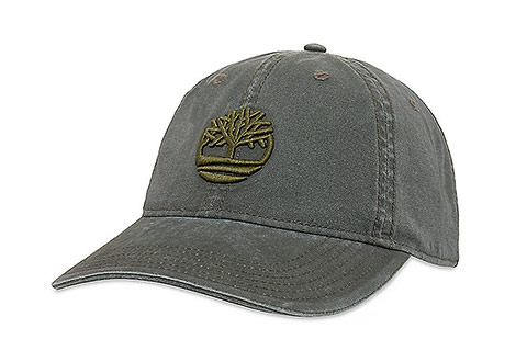 Timberland Kačket Cotton Canvas Hat