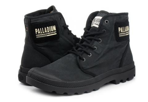Palladium Nízké Boty Pampa Hi Tc 2.0