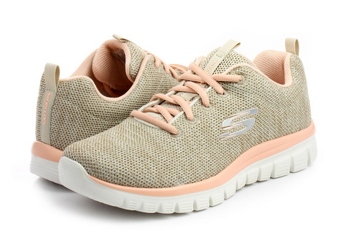 Skechers Pantofi Graceful - Twisted Fortune
