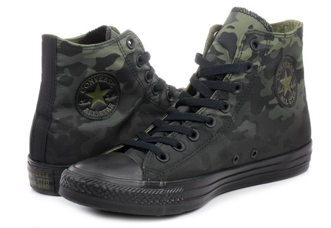 Converse Superge Ct As Camo Print Hi