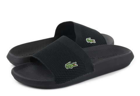 Lacoste Pantofle Croco Slide