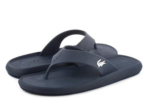 Lacoste Klapki I Japonki Croco Sandal