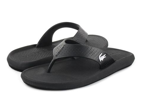 Lacoste Papucs Croco Sandal