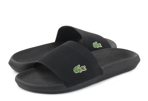 Lacoste Slippers Croco Slide