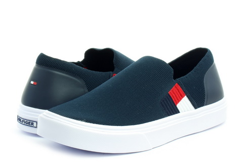 Tommy Hilfiger Shoes Malcolm 16d Knit Slip On
