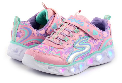 Skechers Kepuce Heart Lights