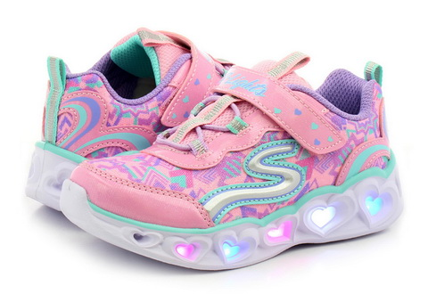 Skechers Shoes Heart Lights