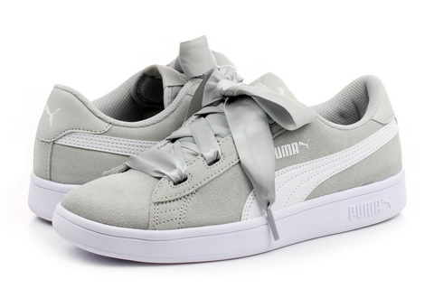 Puma Półbuty Smash V2 Ribbon Jr