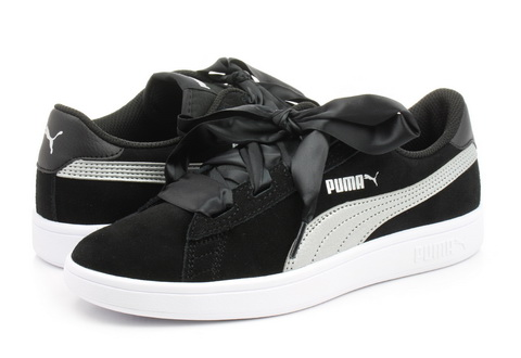 Puma Čevlji Smash V2 Ribbon Jr
