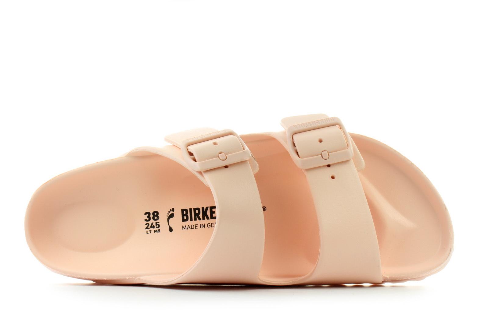 Birkenstock Slapi - Arizona - RED - Office Shoes Romania