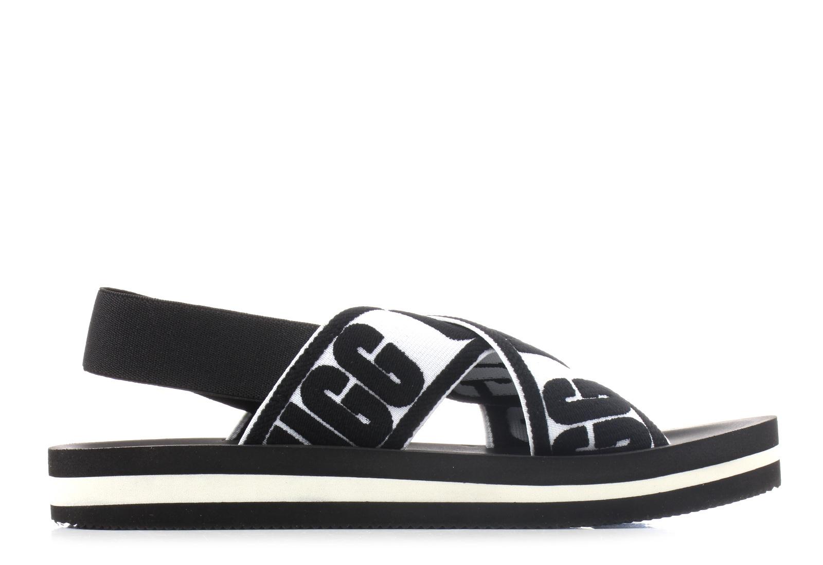 c23d9ee0eeb3 Ugg Sandals - Marmont Graphic - 1101044-blk - Online shop for ...