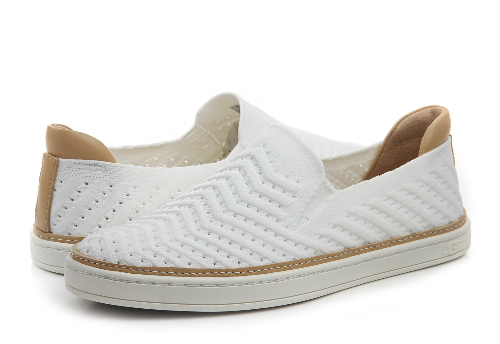 40a2efbcfd4 Ugg Shoes - Sammy Chevron - 1102560-wht - Online shop for sneakers, shoes  and boots