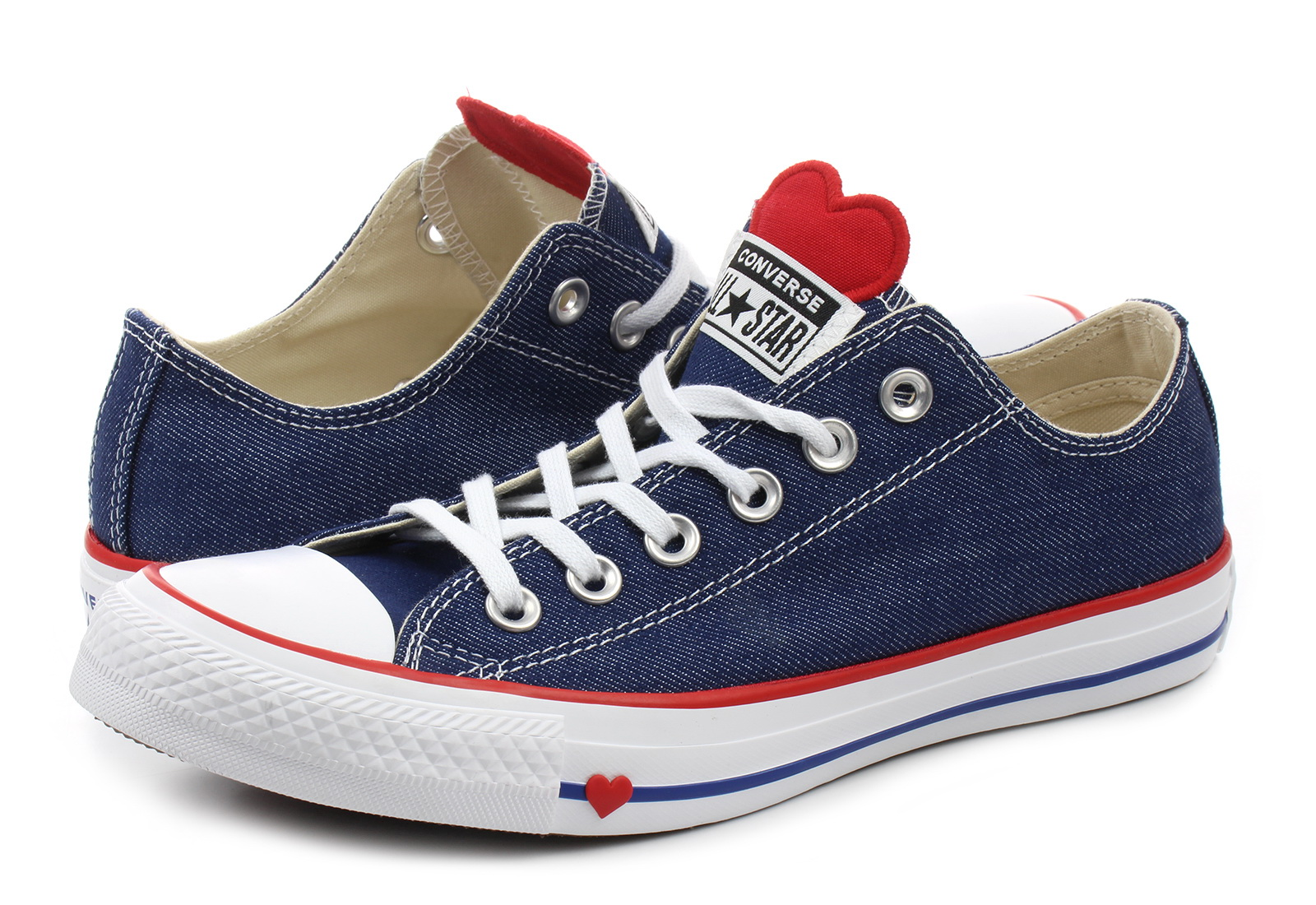 Converse Tornacipő - Ct As Specialty Ox - 163308C - Office Shoes ... 26ad9661d6