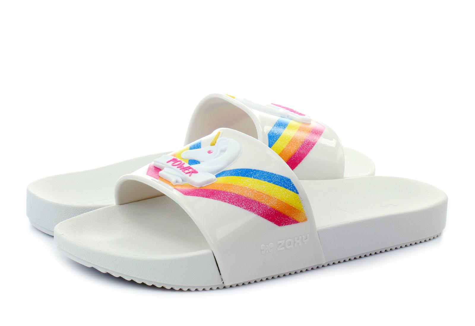 745f96ec58 Zaxy Papucs - Snap Slide - 17333-90817 - Office Shoes Magyarország