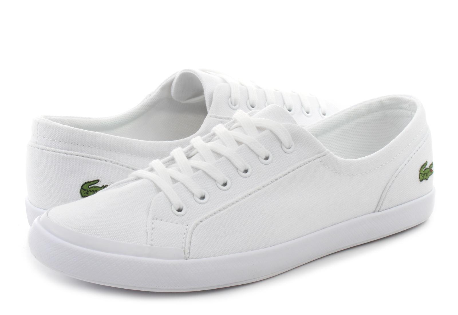 Lacoste Cipő - Lancelle - 191SPW0136-001 - Office Shoes Magyarország b218851e62