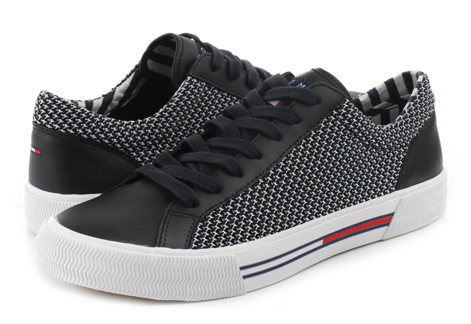 6dd78aaef8 Tommy Hilfiger Cipő - Dale 5c1 - 19S-0199-990 - Office Shoes ...