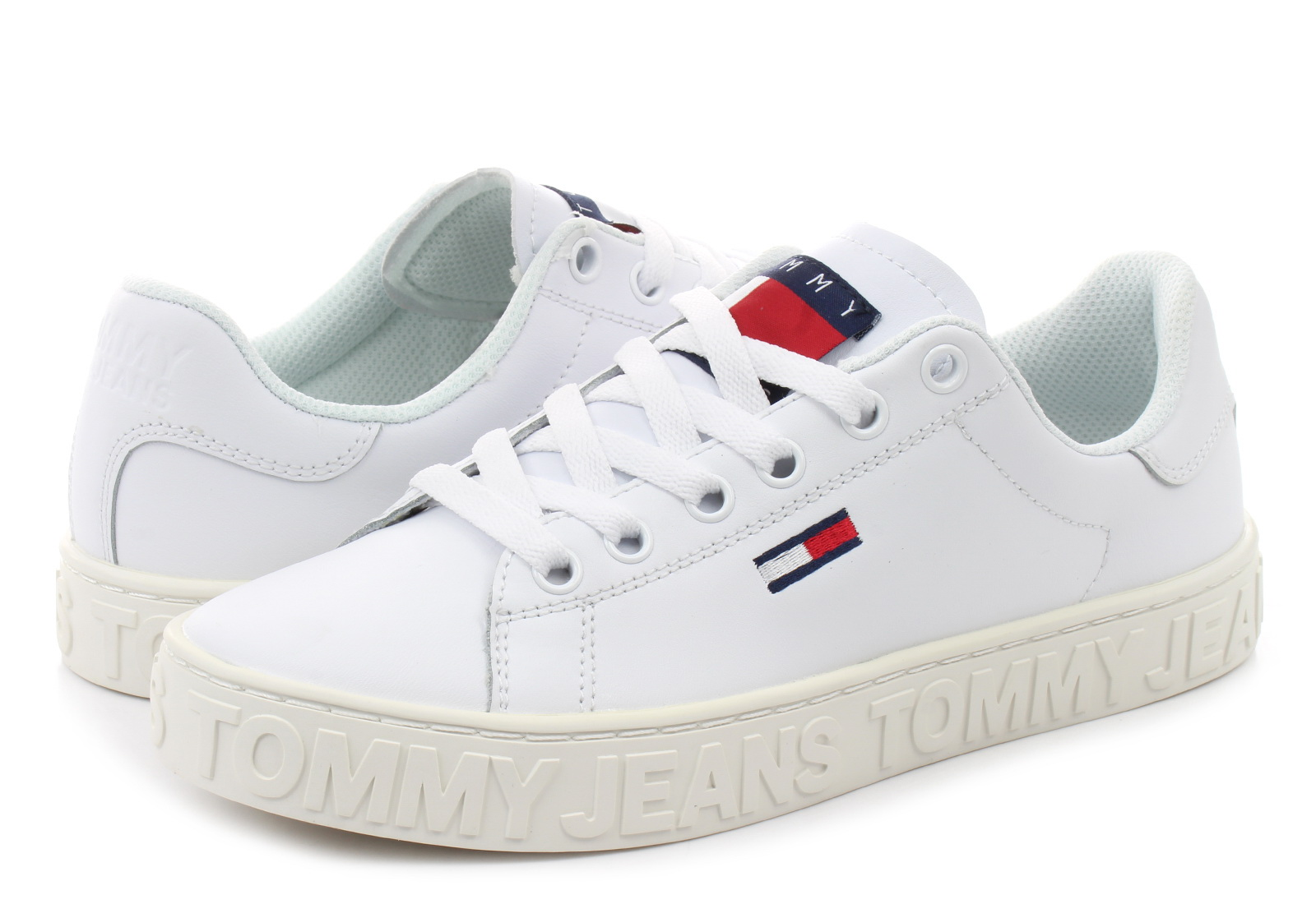 386ca8f7f6bbe Tommy Hilfiger Shoes - Jaz 1a - 19S-0401-100 - Online shop for ...