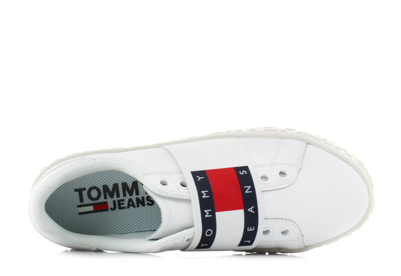 972bb3dc98b23 Tommy Hilfiger Półbuty - Jaz 2a - 19S-0552-100 - Obuwie i buty ...