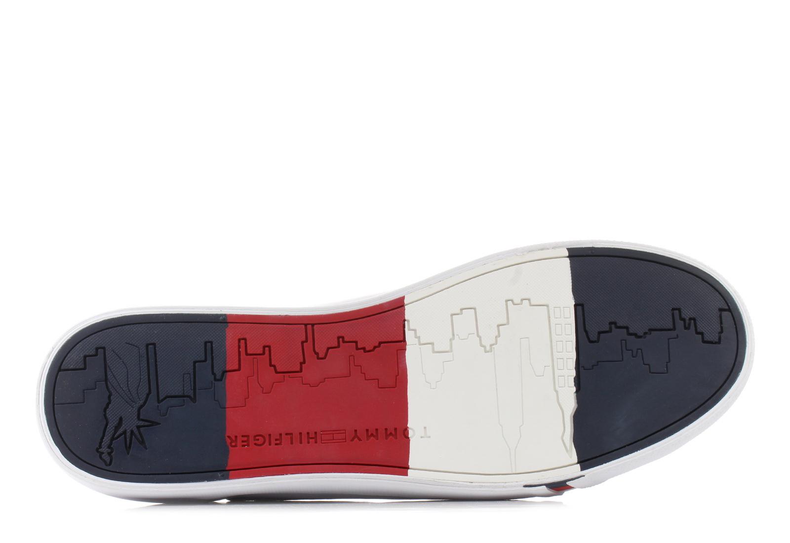7e6cf0989a Tommy Hilfiger Cipő - Dino 6a - 19S-2089-100 - Office Shoes Magyarország