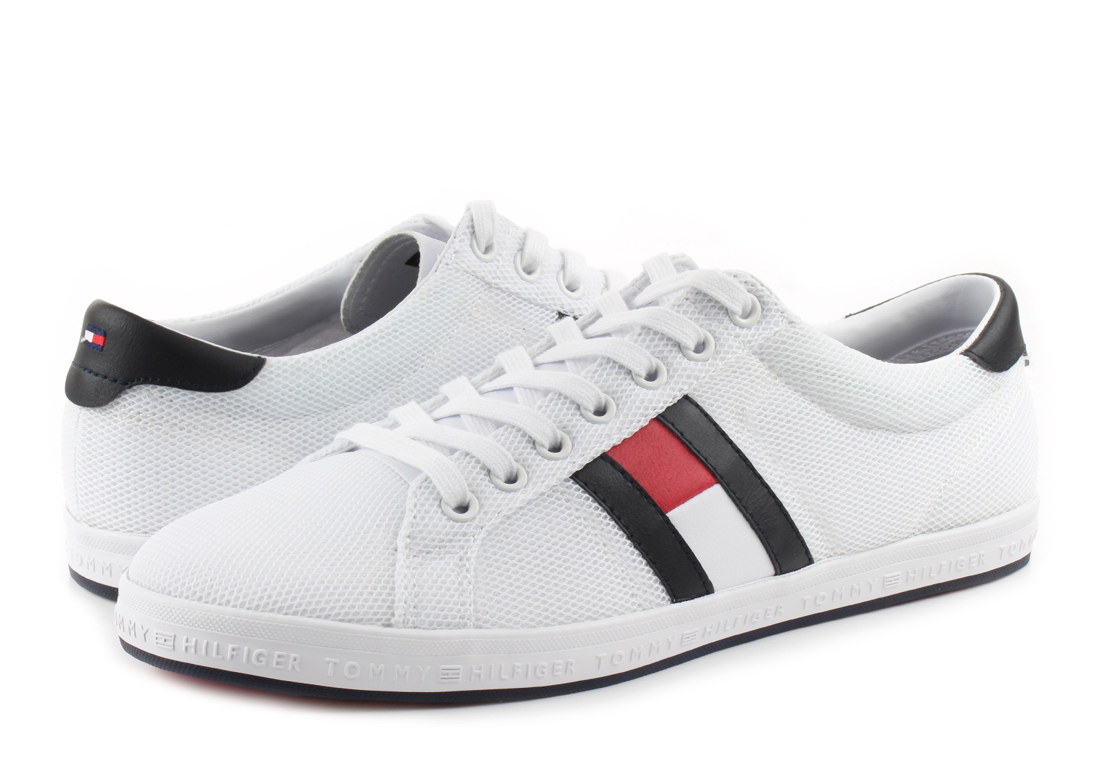 aa272b1c46 Tommy Hilfiger Cipő - Howell 7d2 - 19S-2202-100 - Office Shoes ...